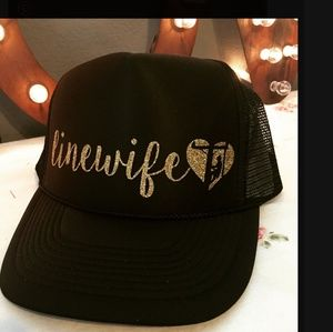 Other - Linewife trucker hat